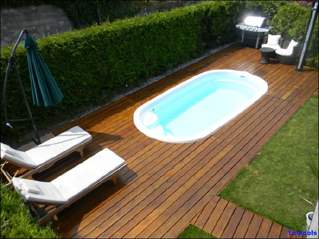 backyard swimming pool design - futurelibraries, Garten und Bauen